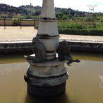 Restauro Fontana del Cavaliere detta Fontana delle Scimmie