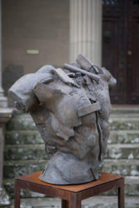 Fusione in bronzo. Gunther Stilling