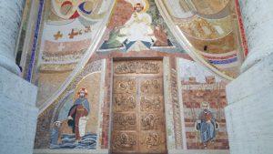 Portale Santuario Beata Vergine dei Fiori