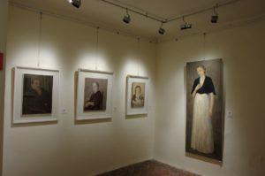 Collaborazione per allestimento sale Museo Fondazione Primo Conti (Fiesole)