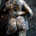 Fusione a terra in bronzo e altri metalli. Carole Feuerman