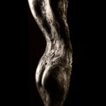 Silver Venus. Carole Feuerman