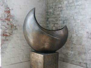 Tokhe bronzo. Collaborazione con la Francesco Del Re